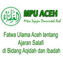 fatwa-ulama-aceh-tentang-salafi